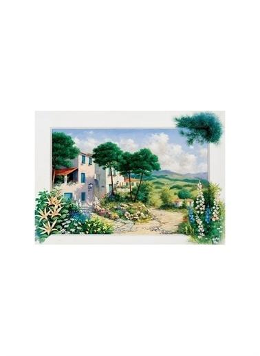 Art Puzzle Art Puzzle Yazlıkta 1000 Parça Kutu Puzzle  Renksiz